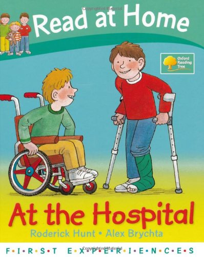 9780198387237: At the Hospital (Read at Home: First Experiences)