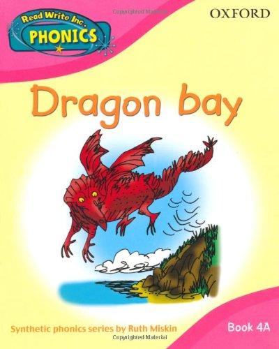Read Write Inc. Home Phonics: Dragon Bay: Miskin, Ruth