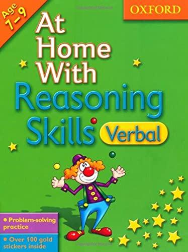 9780198387305: At Home with Reasoning Skills - Verbal Reasoning (7-9)