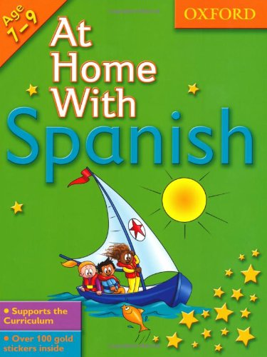 9780198387336: At Home With Spanish (7-9)