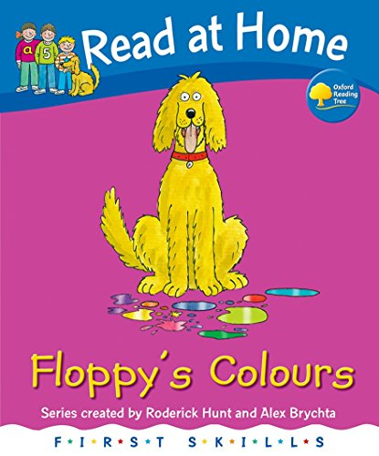 9780198387428: Floppy's Colours (Read at Home: First Skills)