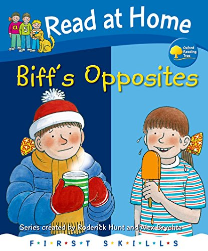 9780198387442: Biff's Opposites (Read at Home: First Skills)