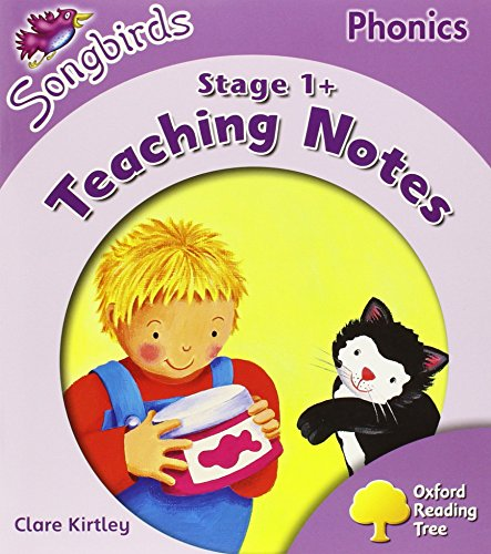 9780198387916: Oxford Reading Tree Songbirds Phonics: Level 1+: Class Pack of 36