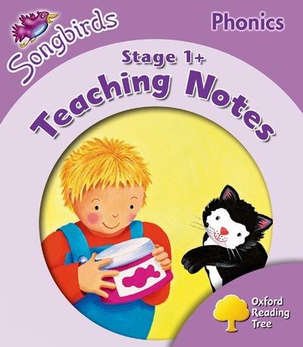 9780198387985: Oxford Reading Tree Songbirds Phonics: Level 1+: Teaching Notes