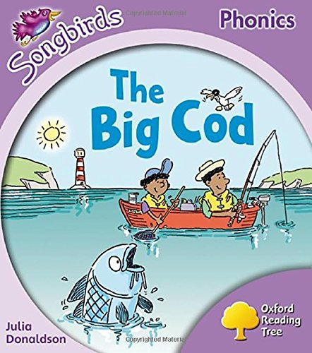 9780198388012: Oxford Reading Tree: Level 1+: More Songbirds Phonics: The Big Cod (Ort More Songbirds Phonics)