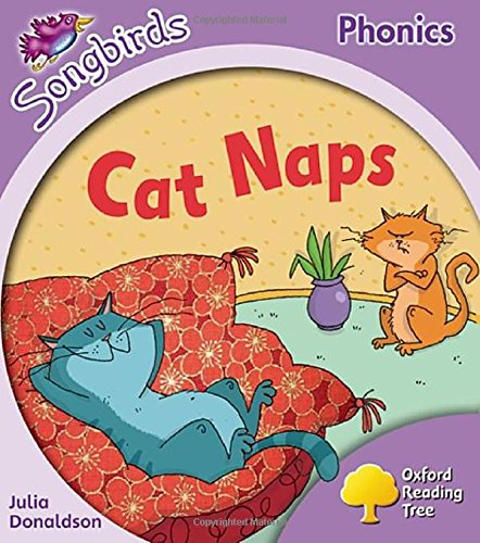 9780198388029: Oxford Reading Tree: Level 1+: More Songbirds Phonics: Cat Naps (Ort More Songbird Phonics)