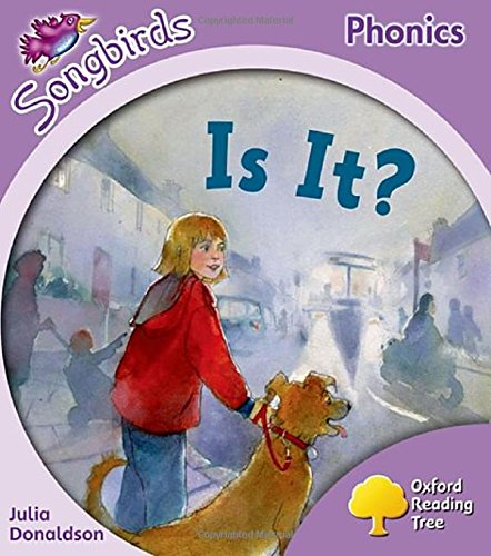 9780198388036: Oxford Reading Tree: Level 1+: More Songbirds Phonics: Is It?