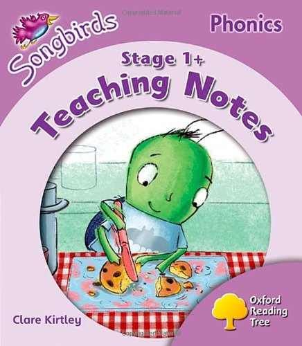 9780198388074: Oxford Reading Tree: Level 1+: More Songbirds Phonics: Teaching Notes