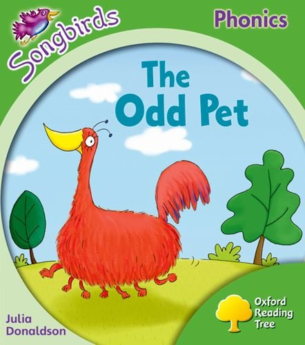 9780198388104: Oxford Reading Tree Songbirds Phonics: Level 2: The Odd Pet