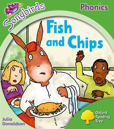 9780198388135: Oxford Reading Tree Songbirds Phonics: Level 2: Fish and Chips (All Stars)