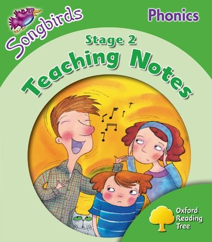 9780198388166: Oxford Reading Tree Songbirds Phonics: Level 2: Teaching Notes