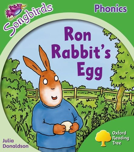 9780198388241: Oxford Reading Tree: Level 2: More Songbirds Phonics: Ron Rabbit's Egg
