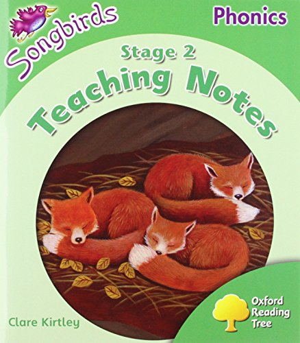 9780198388258: Oxford Reading Tree: Level 2: More Songbirds Phonics: Teaching Notes
