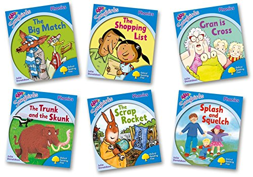 9780198388265: Oxford Reading Tree Songbirds Phonics: Level 3: Mixed Pack of 6