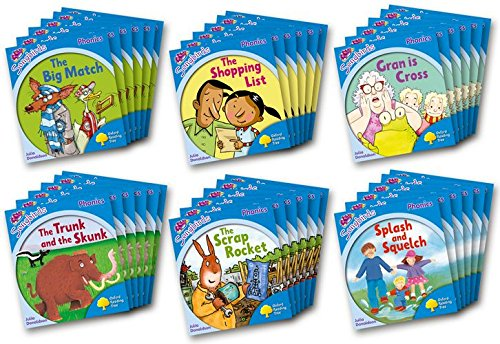 9780198388272: Oxford Reading Tree Songbirds Phonics: Level 3: Class Pack of 36