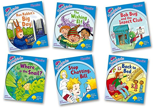9780198388357: Oxford Reading Tree: Level 3: More Songbirds Phonics: Pack (6 books, 1 of each title)