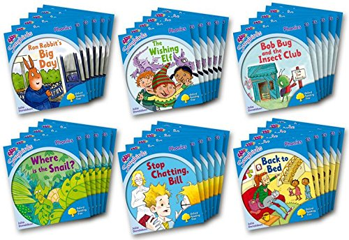 9780198388364: Oxford Reading Tree: Level 3: More Songbirds Phonics: Class Pack
