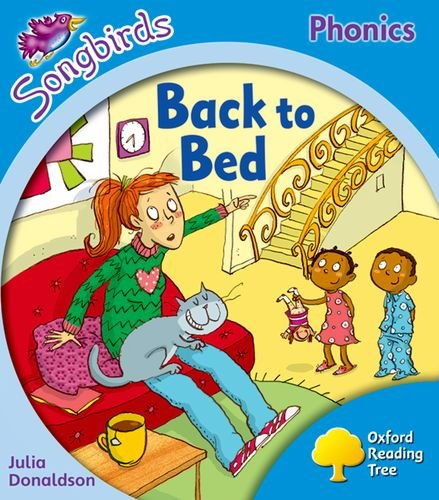 9780198388425: Oxford Reading Tree: Level 3: More Songbirds Phonics: Back to Bed
