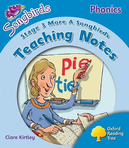 9780198388432: Oxford Reading Tree: Level 3: More Songbirds Phonics: Teaching Notes