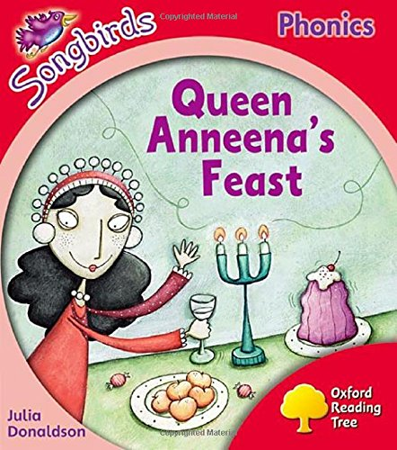 9780198388463: Queen Anneena's Feast: Level 4 (Oxford Reading Tree)