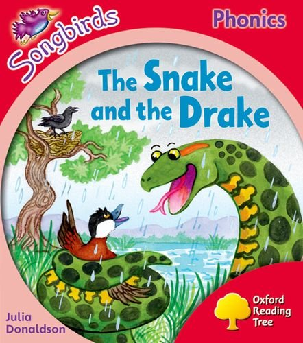 9780198388500: Oxford Reading Tree Songbirds Phonics: Level 4: The Snake and the Drake