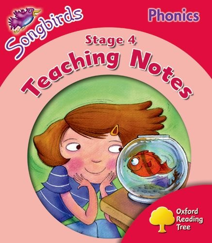 9780198388524: Oxford Reading Tree Songbirds Phonics: Level 4: Teaching Notes