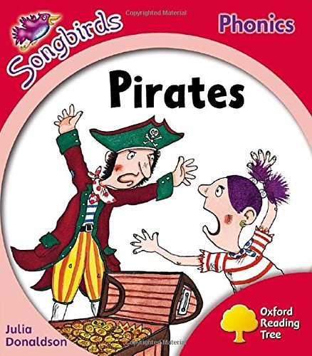 9780198388562: Oxford Reading Tree: Level 4: More Songbirds Phonics: Pirates