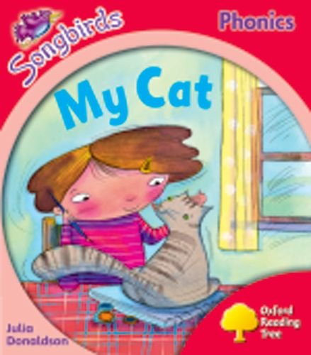 9780198388593: Oxford Reading Tree: Level 4: More Songbirds Phonics: My Cat