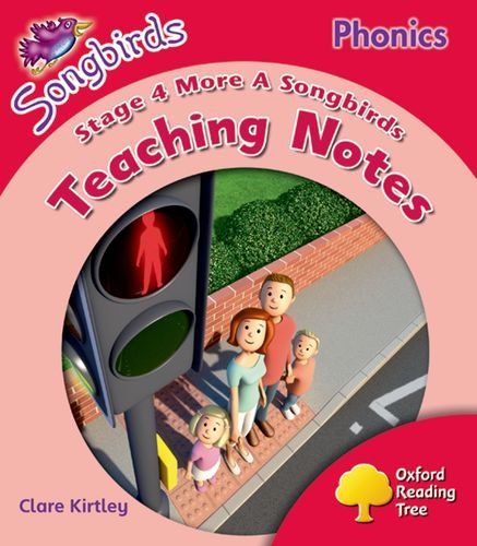 9780198388616: Oxford Reading Tree: Level 4: More Songbirds Phonics: Teaching Notes