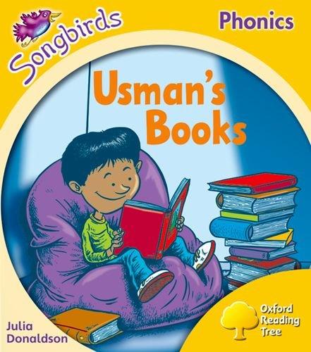 9780198388661: Usman's Bookslevel 5 (Oxford Reading Tree)