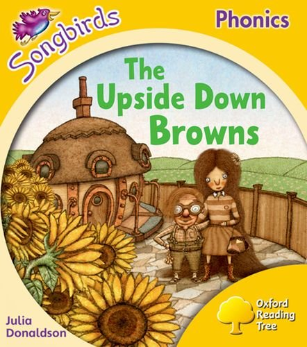 9780198388678: Oxford Reading Tree Songbirds Phonics: Level 5: The Upside-down Browns