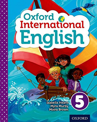 9780198388814: Oxford International Primary English Student Book 5