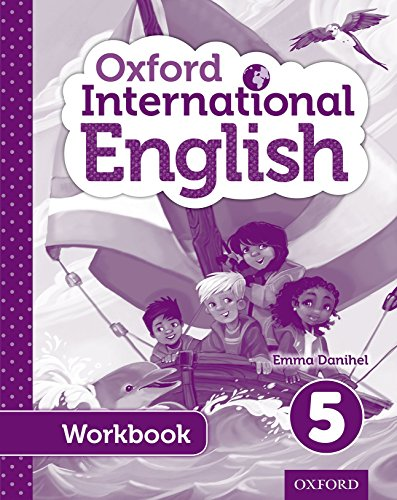 9780198388821: Oxford International Primary English Student Workbook 5