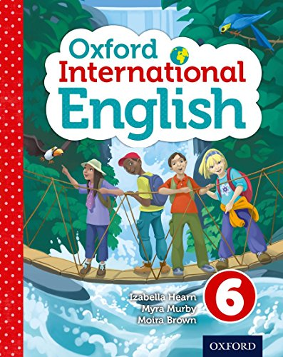 9780198388845: Oxford International Primary English Student Book 6