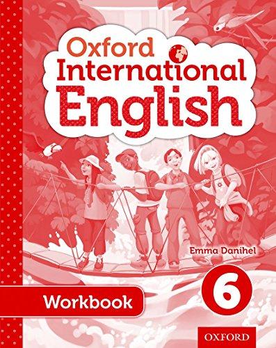 9780198388852: Oxford International Primary English Student Workbook 6
