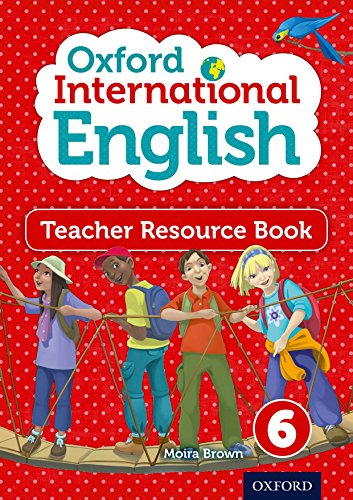 9780198388869: Oxford International Primary English Teacher Resource Book 6