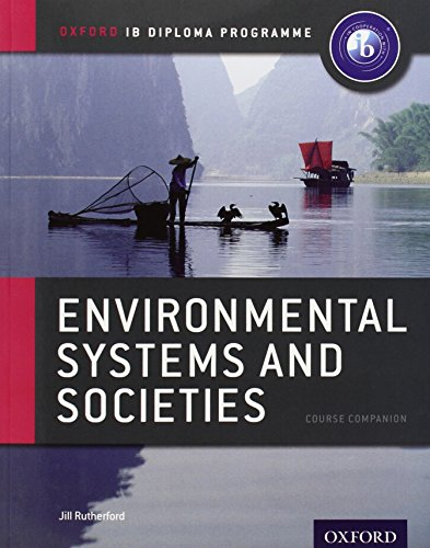 9780198389149: IB Environmental Systems and Societies Course Book: Oxford IB Diploma Programme (Ib Course Companions)