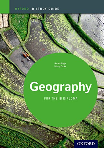9780198389156: Geography Study Guide: Oxford IB Diploma Programme