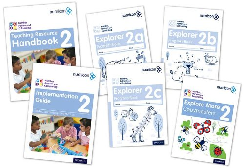 9780198389200: Numicon: Number, Pattern and Calculating 2 Easy Buy Pack