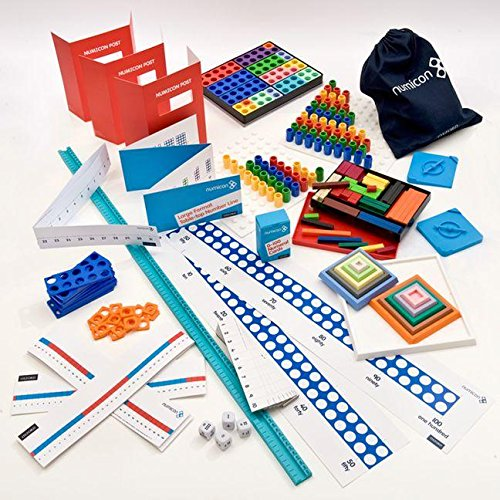 9780198389279: Numicon: One to One Starter Apparatus Pack A
