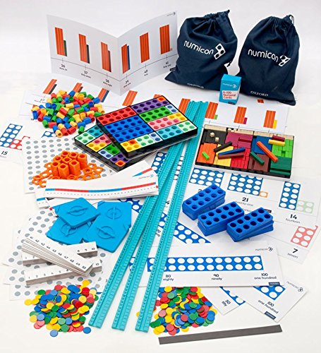 Numicon Starter Apparatus Pack B: Oxford