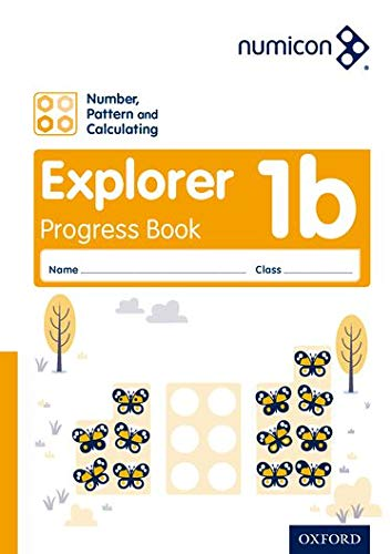 9780198389330: Numicon: Number, Pattern and Calculating 1 Explorer Progress Book B (Pack of 30)