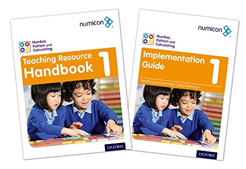 9780198389408: Numicon: Number, Pattern and Calculating 1 Teaching Pack