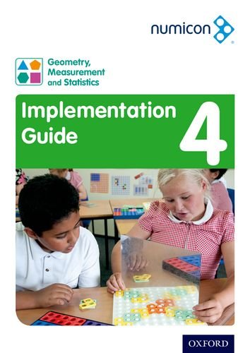 Numicon Implementation Guide 4 Geometry Measuring and: Simon d'Angelo