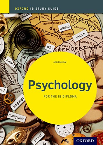 9780198389965: IB Psychology: Study Guide: Oxford IB Diploma Program (International Baccalaureate)