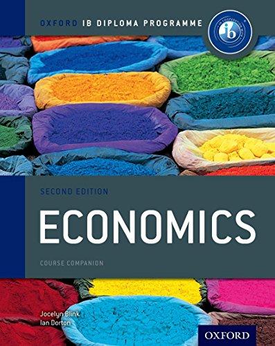 IB Economics: For the IB diploma: Blink, Jocelyn, Dorton,