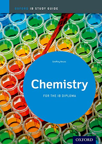 9780198390022: Chemistry Study Guide: Oxford IB Diploma Programme (Ib Study Guides)
