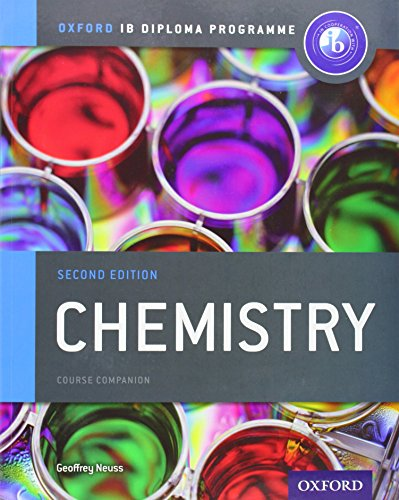 9780198390053: IB Chemistry Course Book: Oxford IB Diploma Programme (Ib Course Companions)