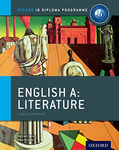 9780198390084: IB English A Literature Course Book: Oxford IB Diploma Programme