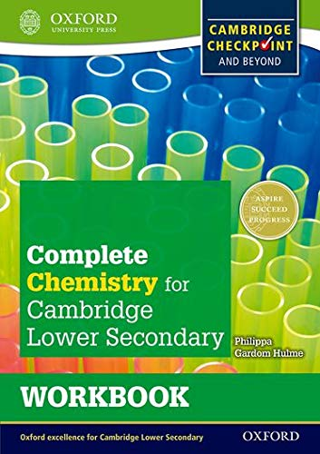 9780198390190: Complete Chemistry for Cambridge Secondary 1 Workbook: For Cambridge Checkpoint and beyond